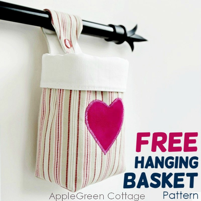 free hanging basket pattern