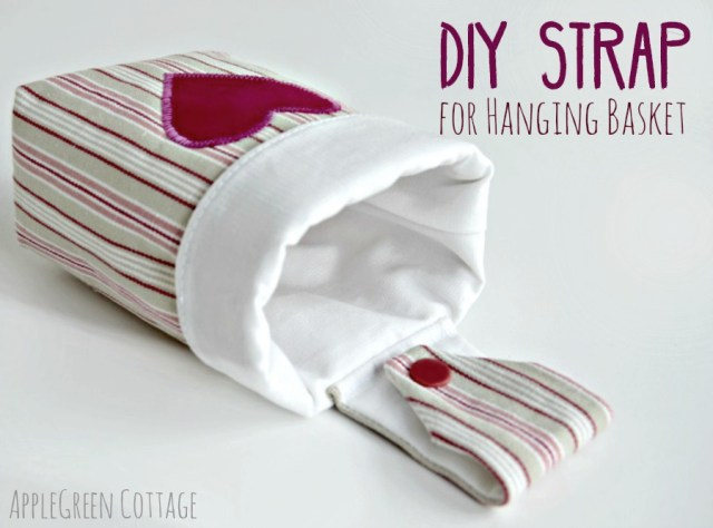 straps for hanging baskets