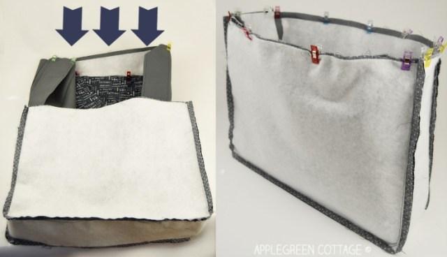 messenger bag pattern