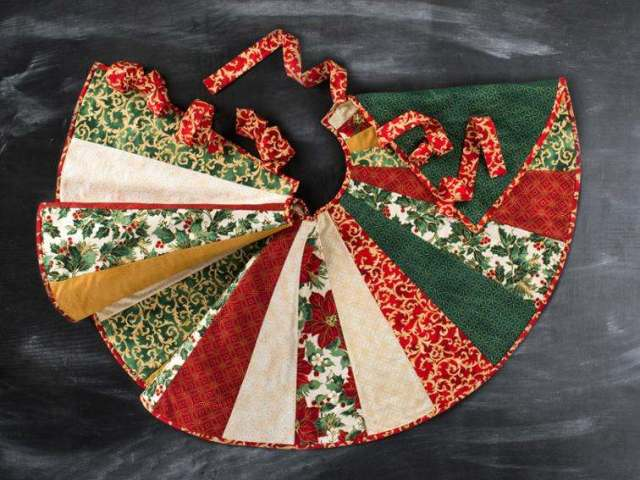 free sewing pattern Christmas