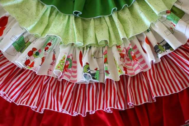 Tree skirt free patterns