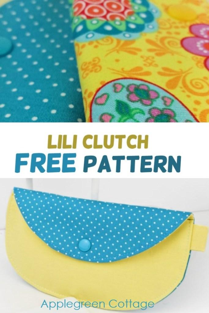 Clutch Purse Pattern – Free Pattern
