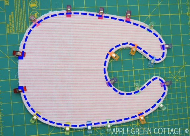 free bib pattern
