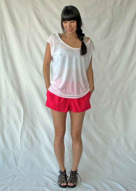 ​​Free sewing patterns for women's tops to sew this summer.