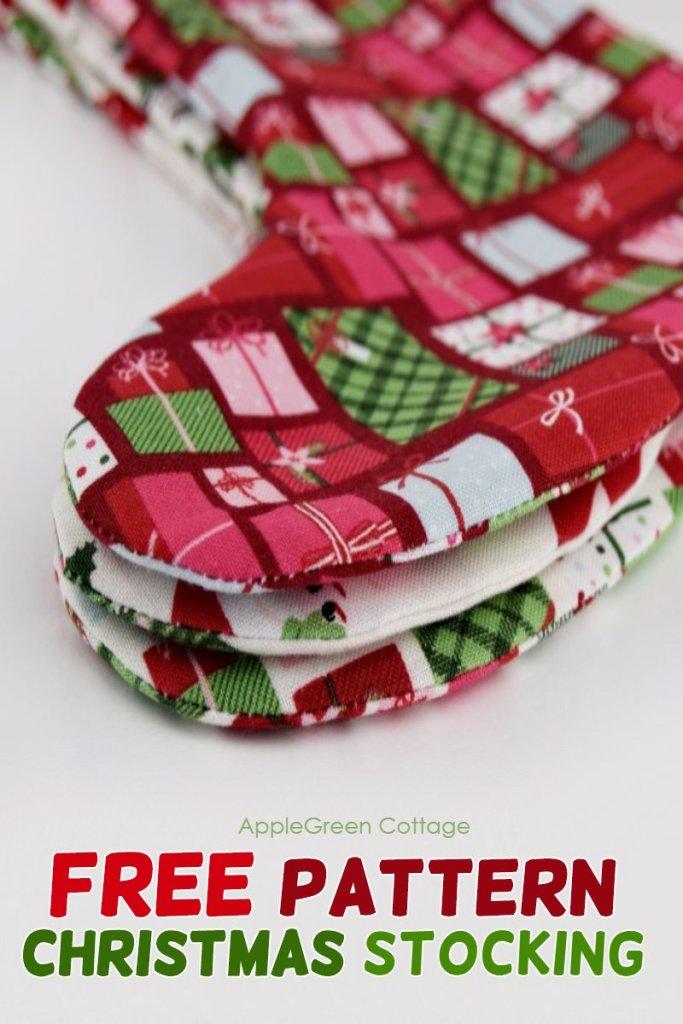 Christmas Stocking Pattern – Free Pattern