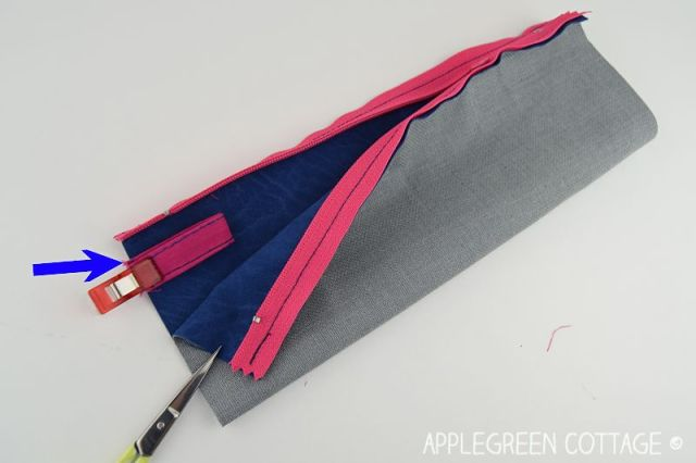 pencil case sewing