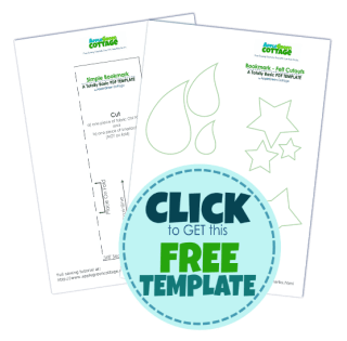 bookmark template free