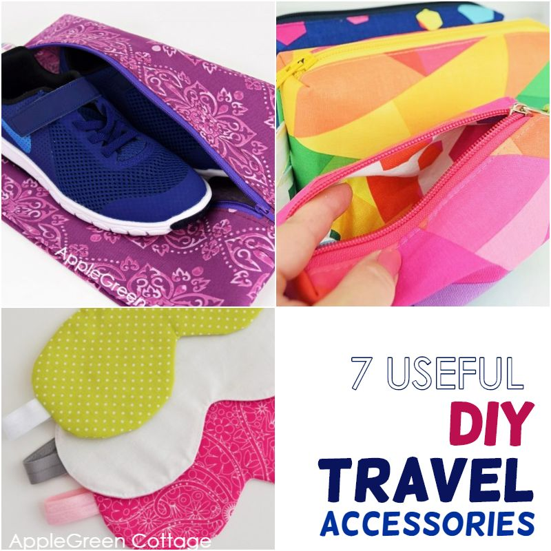 diy travel accessories