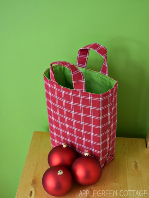easy gift bag pattern