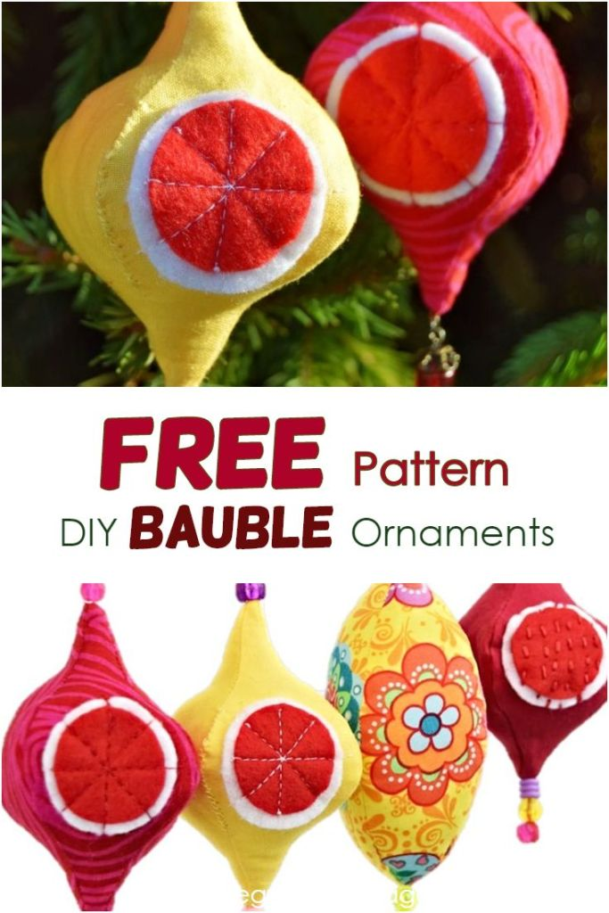 Diy Christmas Ornament – Baubles And Finials