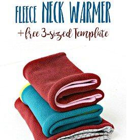 get free neck warmer pattern