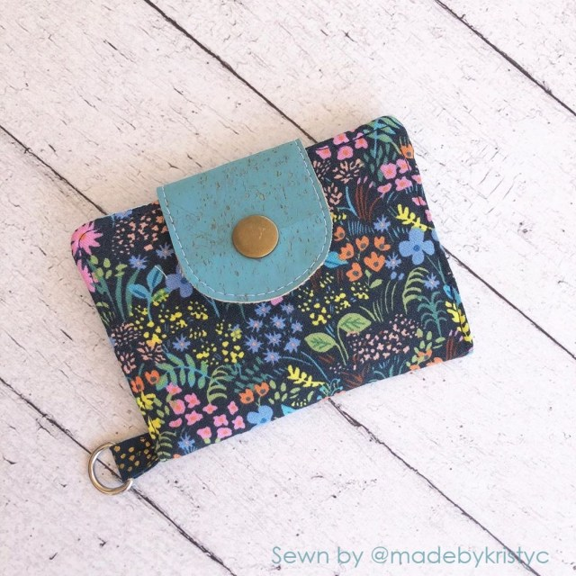 Kalina wallet pattern by AppleGreen Cottage