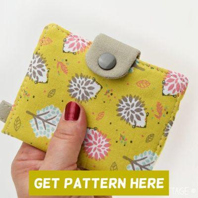 buy wallet sewing pattern