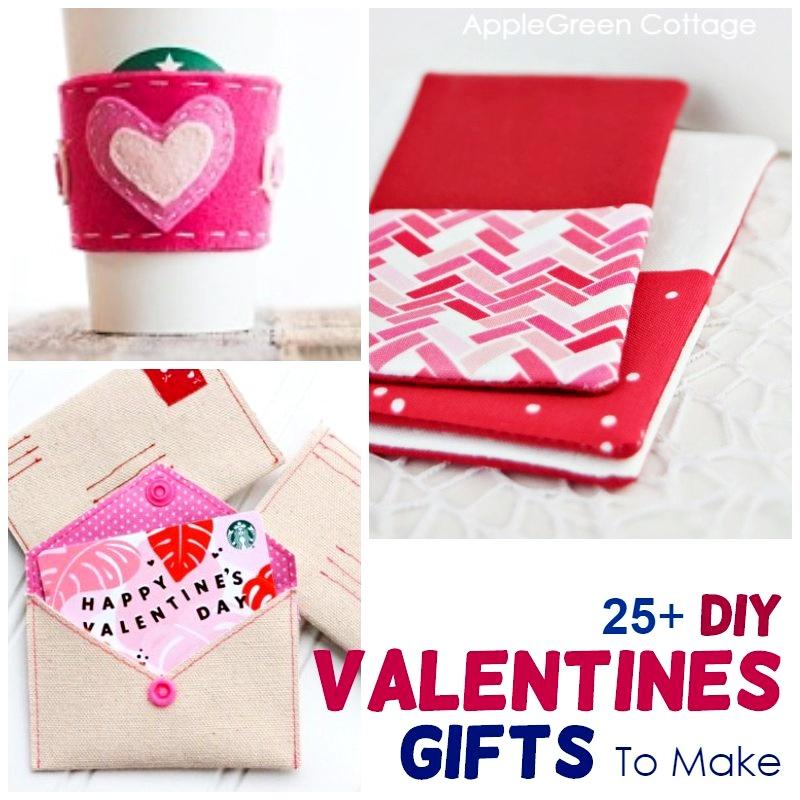 diy Valentines gifts