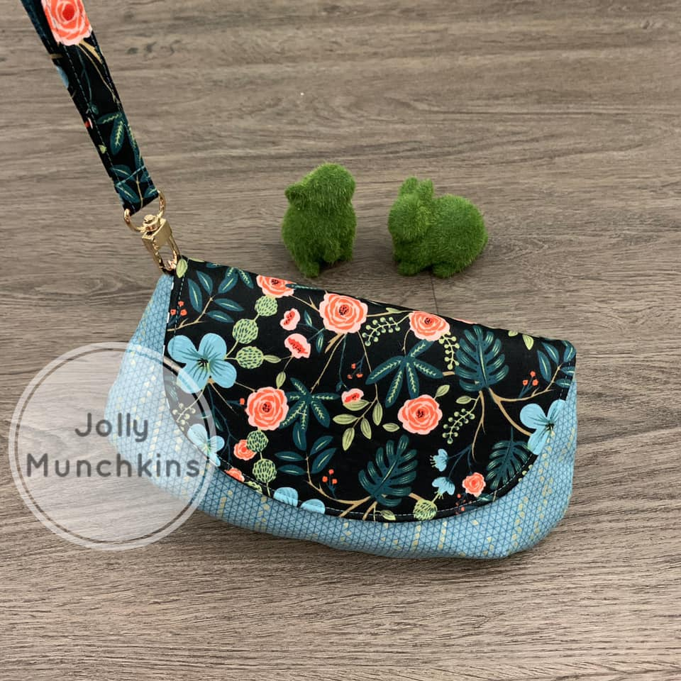 glam girl purse pattern review