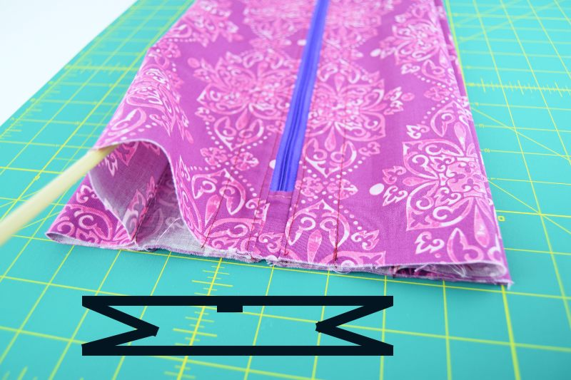 sewing expandable bag