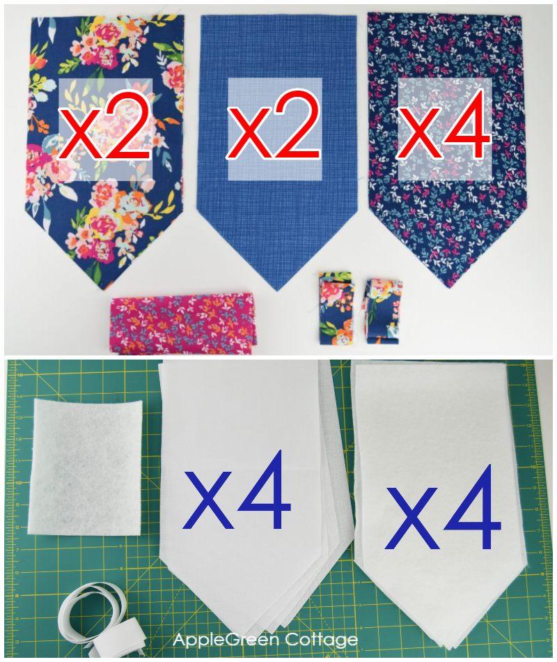 free market bag pattern