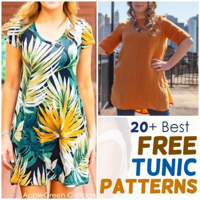 tunic patterns to sew