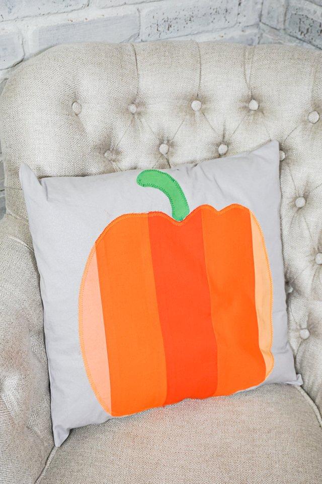 diy fall pillows