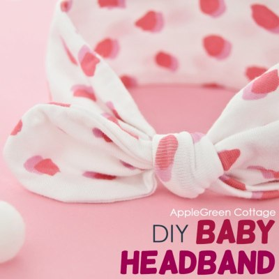 diy headband for a baby