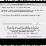 Guida:Jailbreak Untethered di iOS 5.1.1