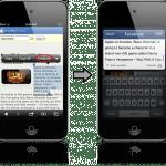 Cydia Facebook for Action Menu: condividi semplicemente il vostro testo