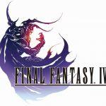 Final Fantasy IV disponibile dal 20 Dicembre per tutti i dispositivi iOS