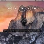 ControlAir, la riproduzione dei contenuti multimediali tramite gestuare