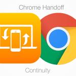 Chrome Handoff, continua la lettura della pagina web con Chrome da iPhone a Mac