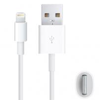 Synchronizační a nabíjecí kabel lightning pro iPhone / iPad / iPod - 1m - bílý