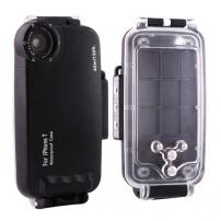 HAWEEL vodotěsné pouzdro do hloubky 40m pro iPhone SE (2020) / 8 / 7 - černé