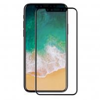 ENKAY super odolné 3D tvrzené sklo pro iPhone X / XS / 11 Pro - 0,2 mm - černá