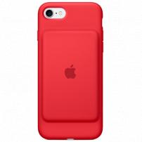 Originální Smart Battery Case kryt s baterií pro Apple iPhone SE (2020) / 8 / 7 - červený