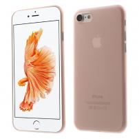 Ultratenký 0,3 mm kryt na Apple iPhone SE (2020) / 8 / 7 - růžový