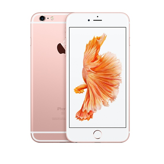 iPhone 6s rose gold tech zone