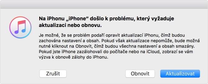 Jak odblokovat iPhone