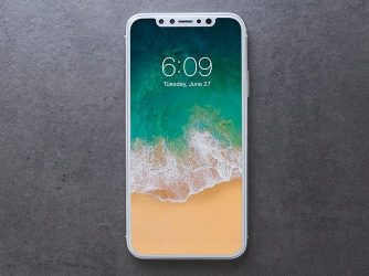 home button iPhone 8