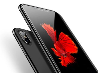 Kryty na iPhone X