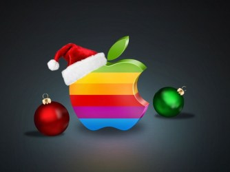 Apple - Vánoce