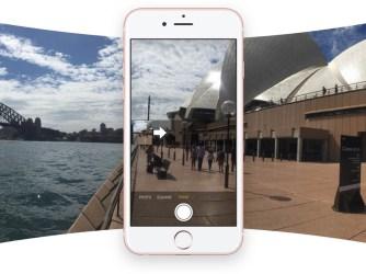 iPhone - panorama