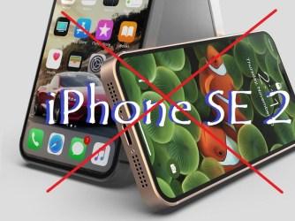iPhone SE 2 v roce 2018 nebude