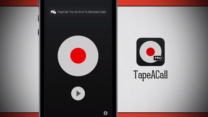 iPhone inregisteare apeluri - TapeACall