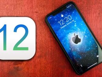 iOS 12 - beta verze