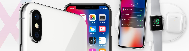 Apple nabízí iPhone X ve velikostech 64GB a 256GB d773a9e2afc