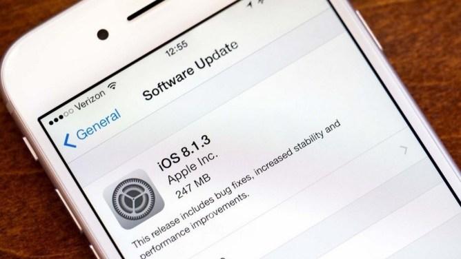 Jak aktualizovat iPhone a iPad