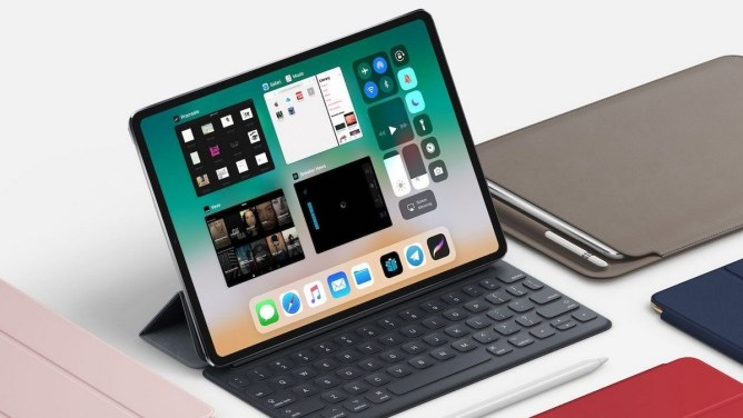 Informácie o iPad Pro 2018