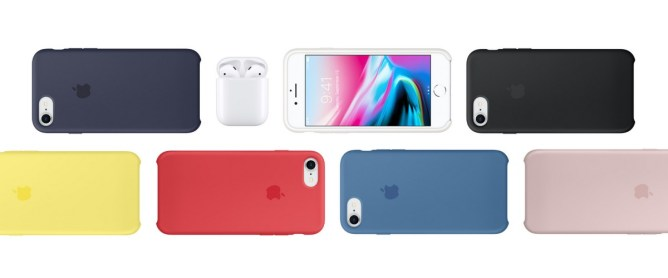 iPhone 8 și 8 Plus - accesorii