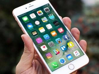 iPhone - první nastavení
