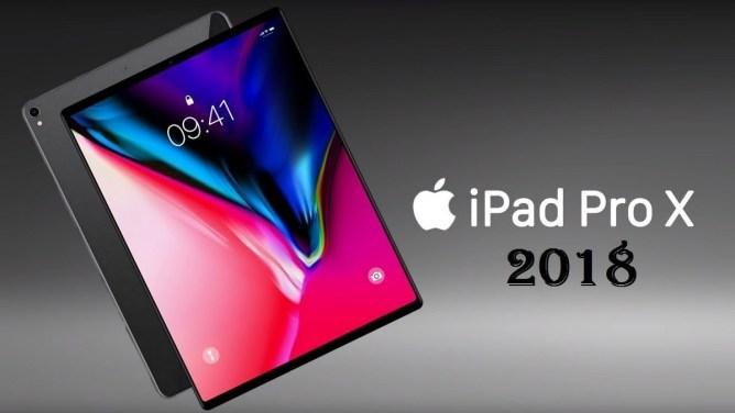 Apple iPad Pro keretek nélkül 2018