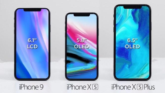 Apple - új iPhone 2018